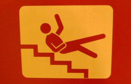 נפלתם בבית? יתכן שאתם זכאים לדמי תאונה מהביטוח הלאומי!