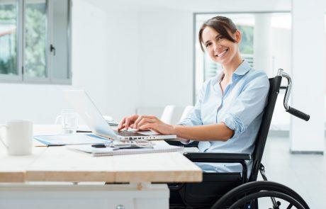 האם עולם העבודה משלב מספיק אנשים עם מוגבלויות?